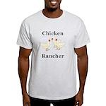 Chicken Rancher Light T-Shirt