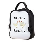Chicken Rancher Neoprene Lunch Bag