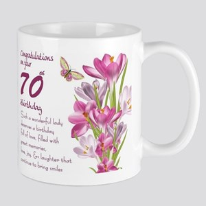 70th birthday gifts cafepress