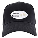 Chicken Farmer Black Cap