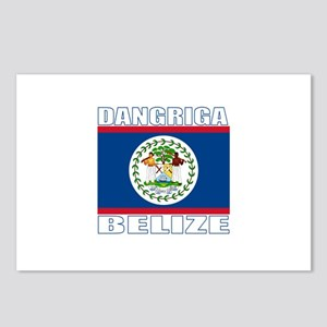 Dangriga, Belize Postcards (Package of 8)