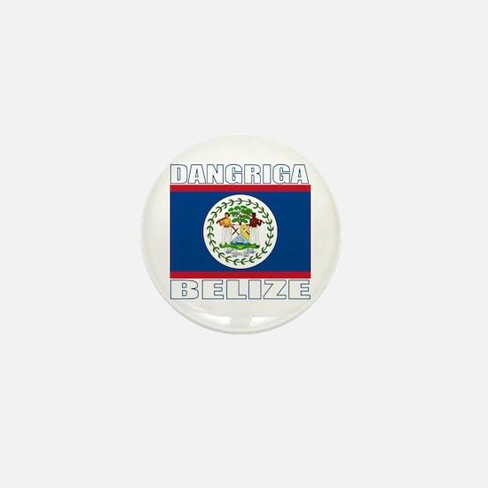 Dangriga, Belize Mini Button