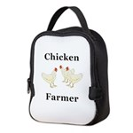 Chicken Farmer Neoprene Lunch Bag