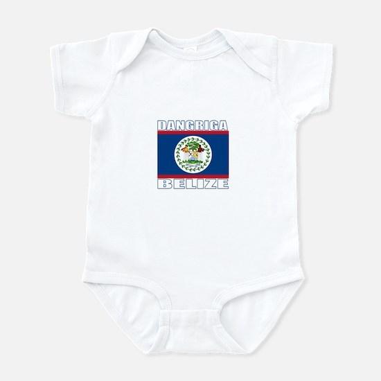 Dangriga, Belize Infant Bodysuit