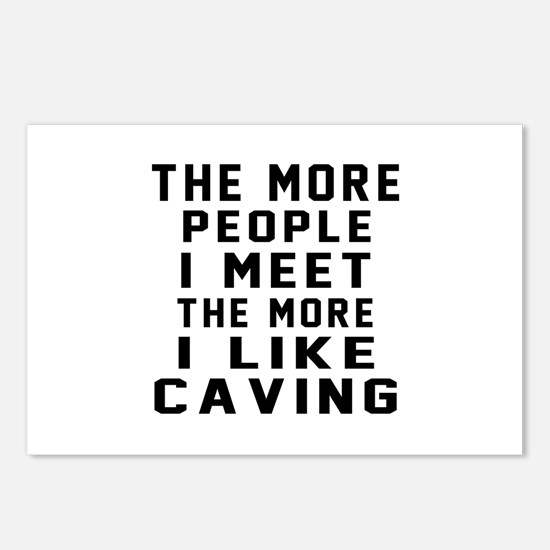 I Like More Caving Postcards (Package of 8)