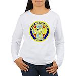 USS Milwaukee (AOR 2) Women's Long Sleeve T-Shirt