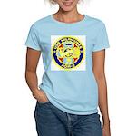 USS Milwaukee (AOR 2) Women's Light T-Shirt