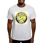 USS Milwaukee (AOR 2) Light T-Shirt