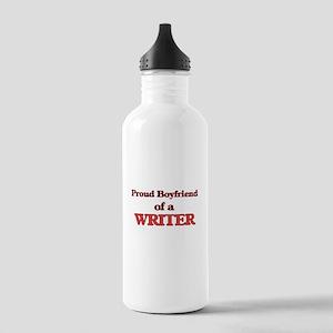 Proud Boyfriend of a C Stainless Water Bottle 1.0L
