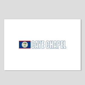 Caye Chapel, Belize Postcards (Package of 8)