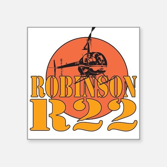 """Unique Will robinson Square Sticker 3"""" x 3"""""""