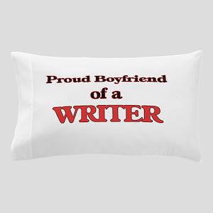 Proud Boyfriend of a Clerical Assistan Pillow Case