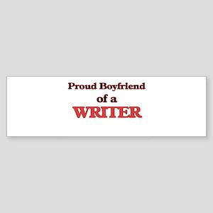 Proud Boyfriend of a Clinical Molec Bumper Sticker