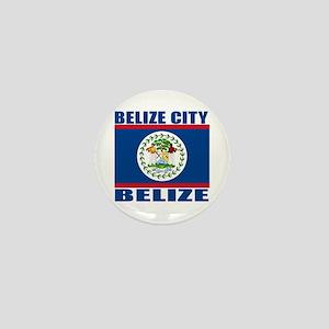 Belize City, Belize Mini Button