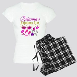 CUSTOM 21ST Women's Light Pajamas