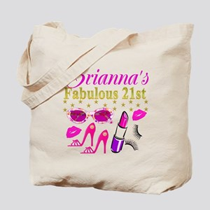 CUSTOM 21ST Tote Bag
