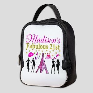 CUSTOM 21ST Neoprene Lunch Bag