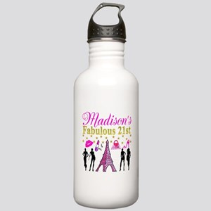 CUSTOM 21ST Stainless Water Bottle 1.0L