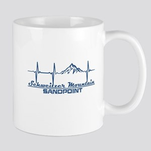 Schweitzer Mountain - Sandpoint - Idaho Mugs