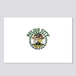 Belize City, Belize Postcards (Package of 8)