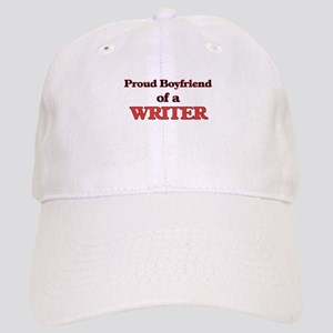 Proud Boyfriend of a Copywriter Cap