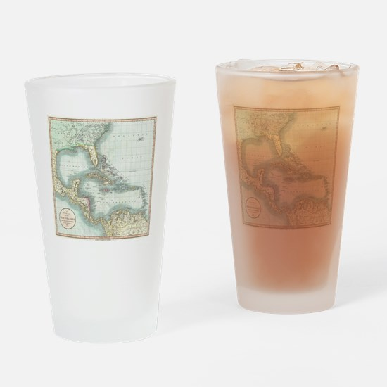 Funny Caribbean Drinking Glass