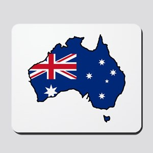 Cool Australia Mousepad
