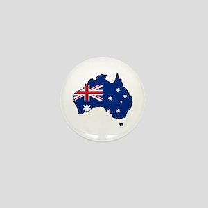 Cool Australia Mini Button