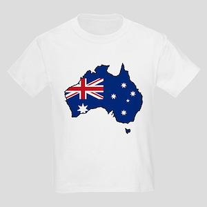 Cool Australia Kids Light T-Shirt