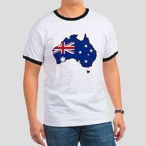 Cool Australia Ringer T