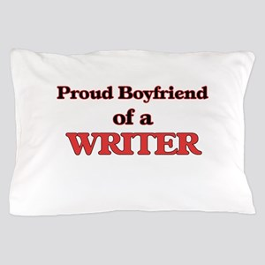 Proud Boyfriend of a Dispatcher Pillow Case