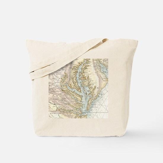 Cute Chesapeake Tote Bag