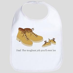 For Daddy Bib
