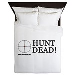 Hunt Dead Queen Duvet
