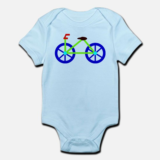Kids Cycle Body Suit