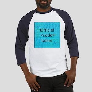 Code Talker Baseball Jersey