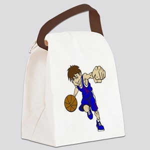 BASKET BOY Canvas Lunch Bag