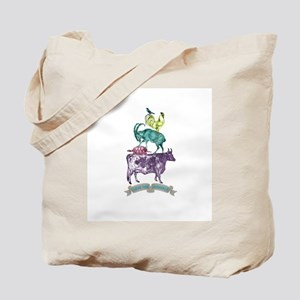 Love The Animals Tote Bag