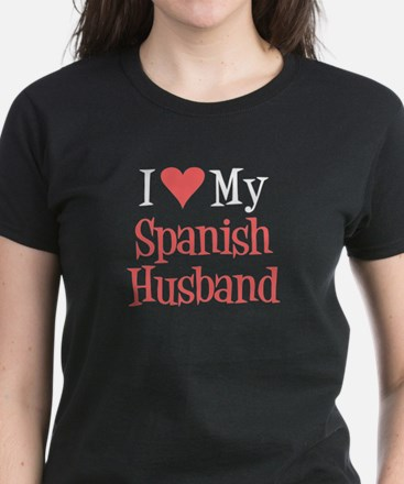Love My Spanish Husband T-Shirt