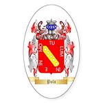 Polo Sticker (Oval 50 pk)