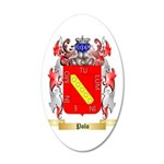 Polo 35x21 Oval Wall Decal
