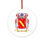 Polo Round Ornament