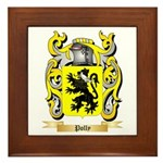 Polly Framed Tile