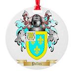 Pollox Round Ornament