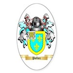 Pollox Sticker (Oval 10 pk)
