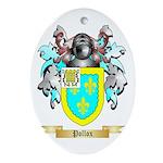 Pollox Oval Ornament