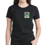 Pollock Women's Dark T-Shirt