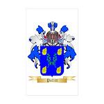 Pollitt Sticker (Rectangle 10 pk)
