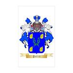 Pollitt Sticker (Rectangle 50 pk)