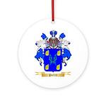 Pollitt Round Ornament